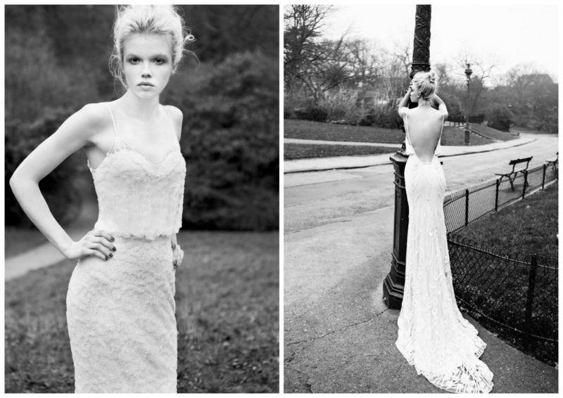 suknie ślubne Berta