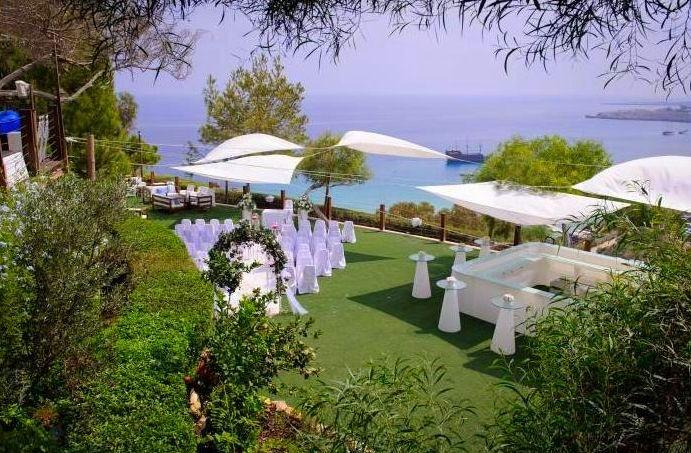 Ślub na Cyprze - Hotel Grecian Park Protaras