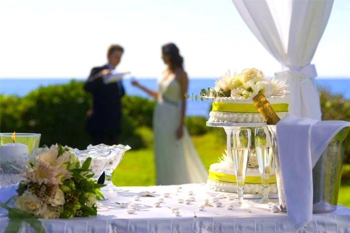 Ślub na Cyprze - Louis Imperial Beach Paphos