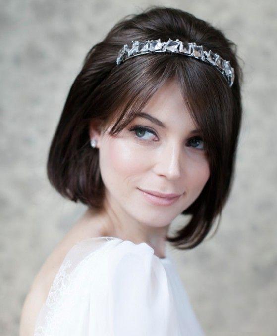 Krótkie Włosy Do ślubu Inspiracje Na ślub I Wesele Blog