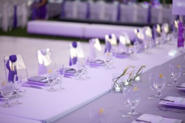 Fioletowe Dodatki Weselne Inspiracje Na ślub I Wesele Blog