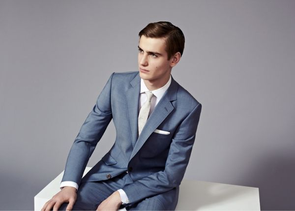 Najmodniejsze garnitury dla Pana Młodego