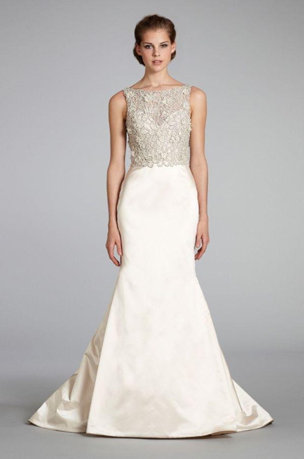 suknia ślubna syrena