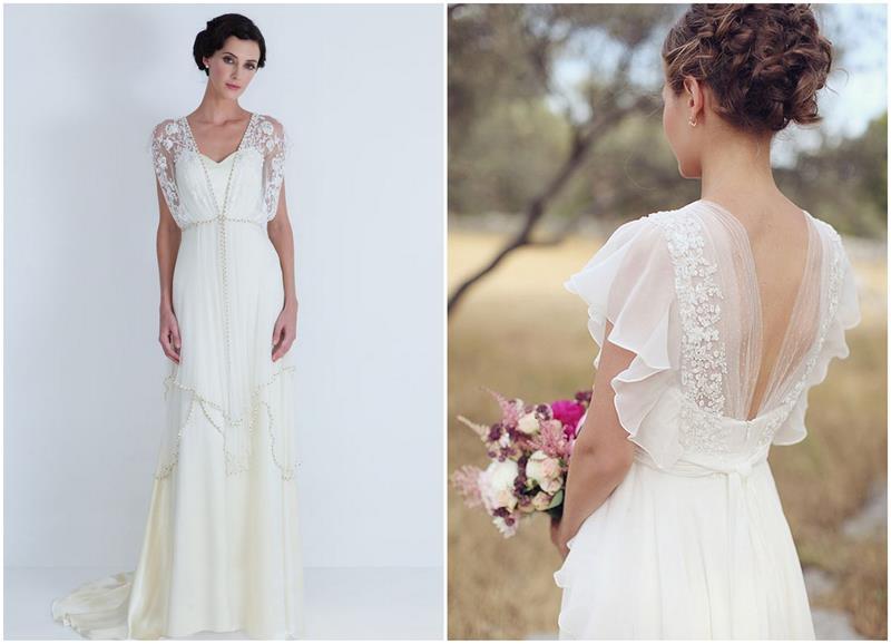 Suknie ślubne Z Luźną Górą Inspiracje Na ślub I Wesele Blog