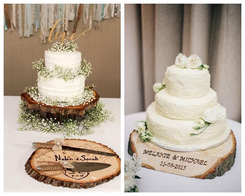 800kolaz2 Drewno – modny dodatek do dekoracji ślubnych